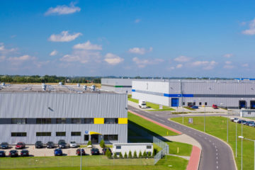 Logistic City - Piotrków Distribution Center - part IV