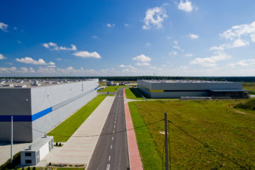 Logistic City - Piotrków Distribution Center - part V