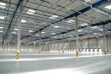 Logistic City - Piotrków Distribution Center - part VII